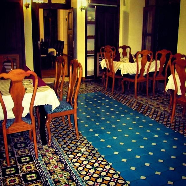 عمارت تاریخی دیروز، رستوران سنتی امروز