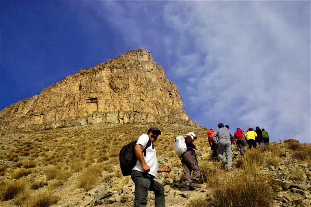 روستای کوهستانی و بهشتی اندرخ در حوالی شهر مشهد