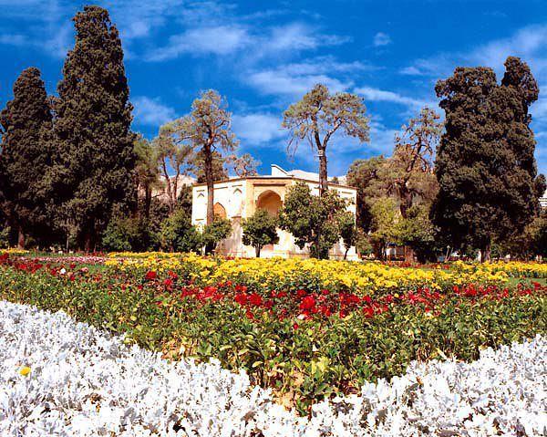 باغ جهاننما در شیراز