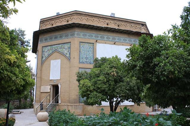 ساختمان موزه پارس شیراز