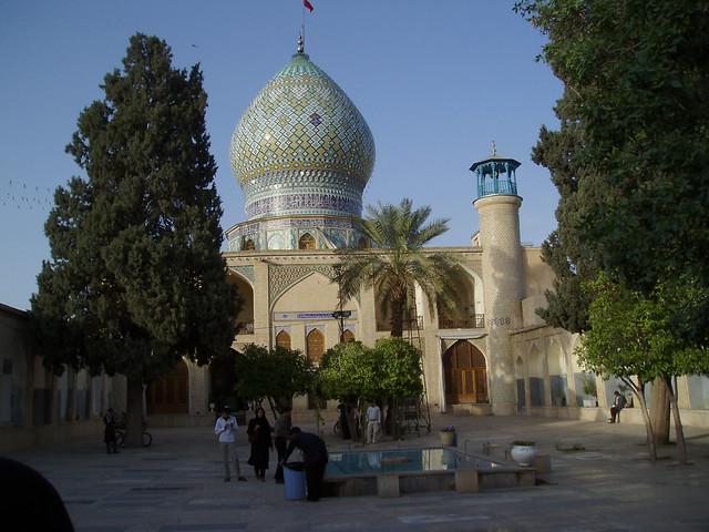 آرامگاه تاجالدین غریب در شیراز