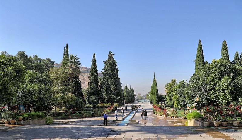 پارک قلعه بندر شیراز