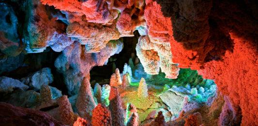 غار چال نخجیر - استان مرکزی