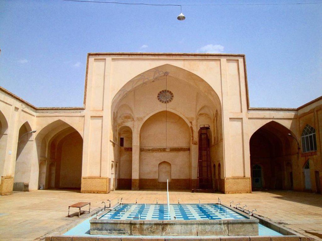 مسجد میرعماد کاشان