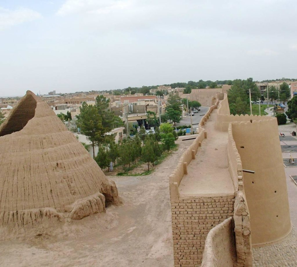 قلعه جلالی کاشان