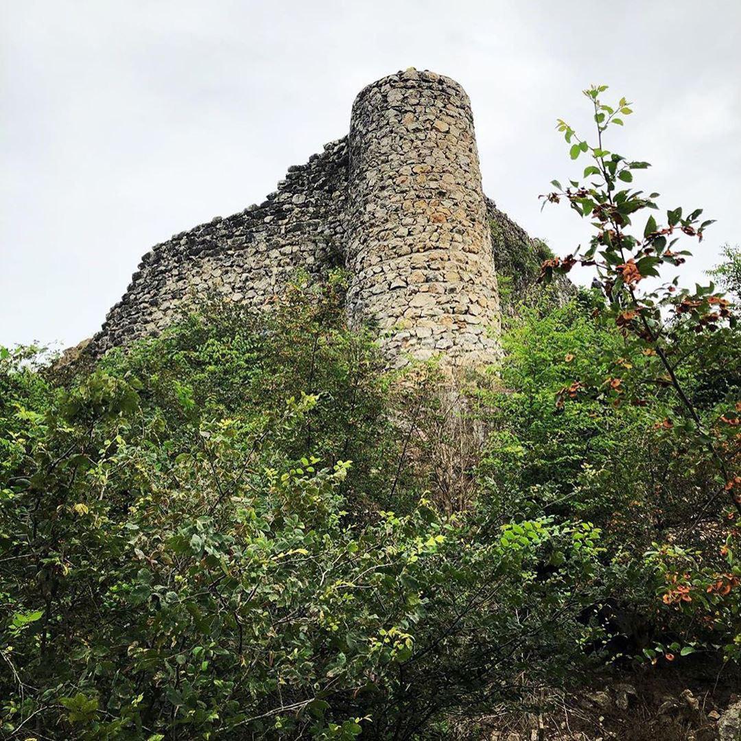 قلعه مارکوه رامسر، اثری که رو به نابودی است