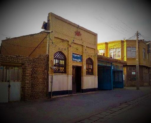 زیارتگاه بانو پسنده در شهر نیشابور