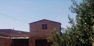 روستای درخت سپیدار-مشهد