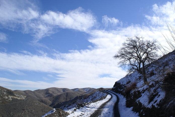 روستای دهبار مشهد