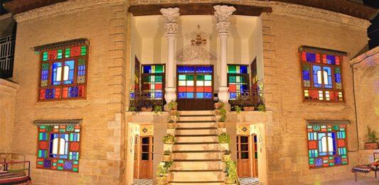 اقامتگاه های بوم گردی شیراز