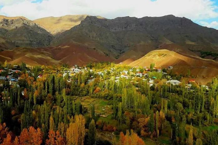 روستای دیزان ، روستاهای طالقان
