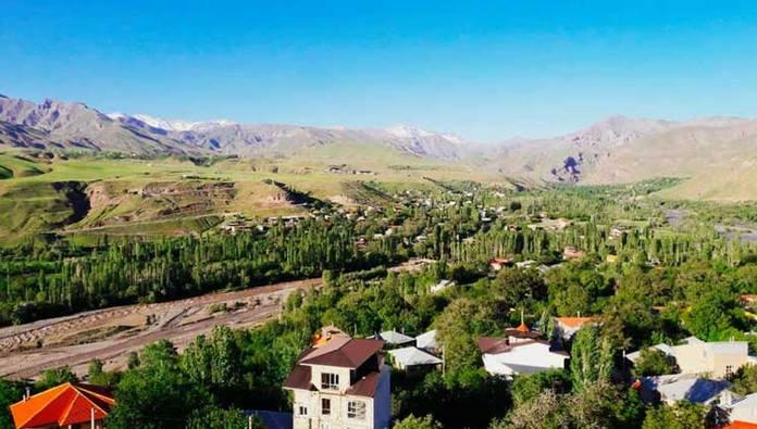 روستای گوران ، روستاهای طالقان