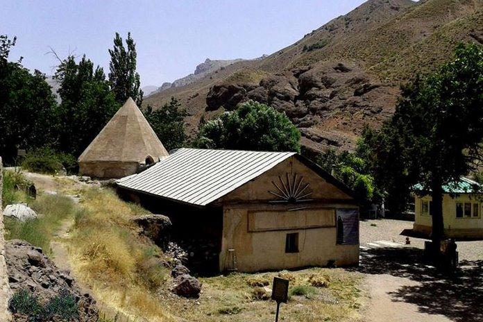 امام زاده هارون ، روستاهای طالقان