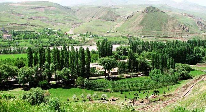 روستای ایستا ، روستاهای طالقان