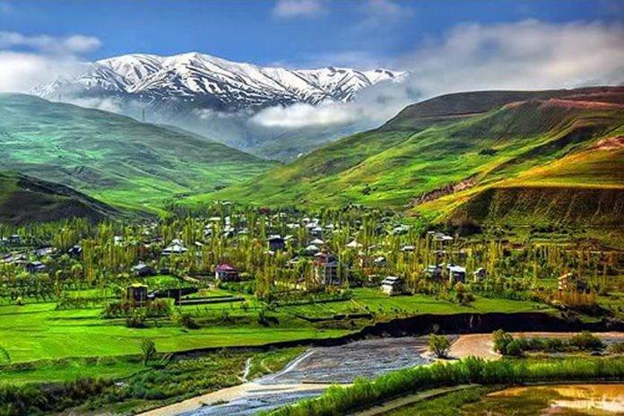 روستای میر ، روستاهای طالقان