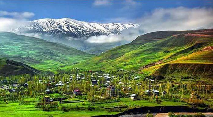 روستاهای طالقان