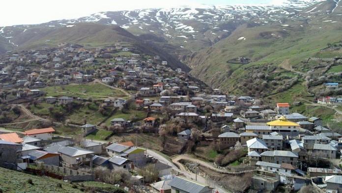 روستای گزناسرا بهترین منطقه چمستان