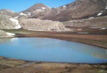دریاچه هفت برم شیراز